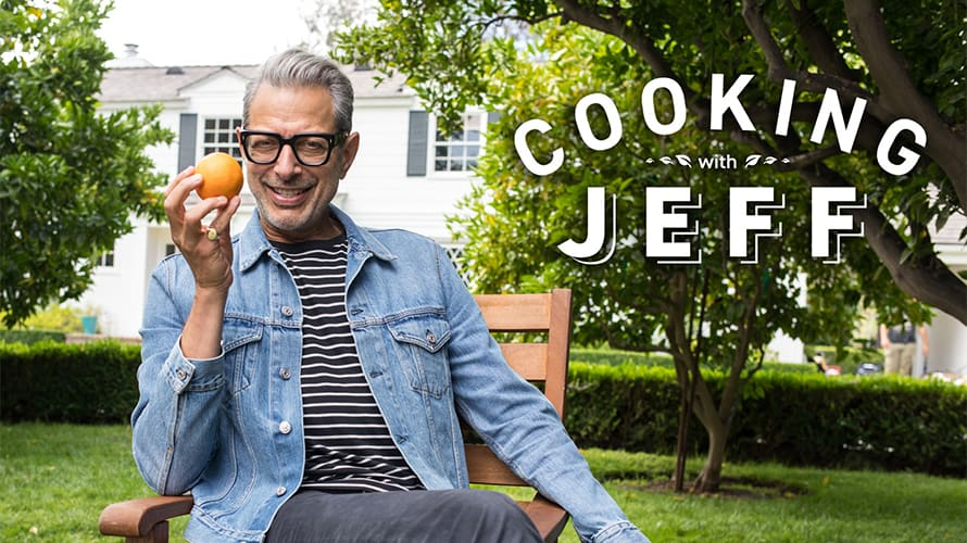 Jeff Goldbloom comes to us in these short and highly amusing episodes of Cooking With Jeff, hosted by the ever entertaining Funny or Die