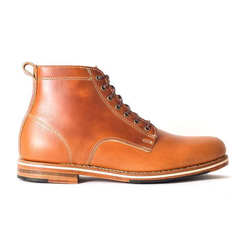 men's leather lace up work boots