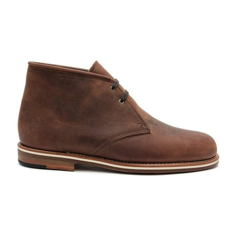 men's soft leather boots