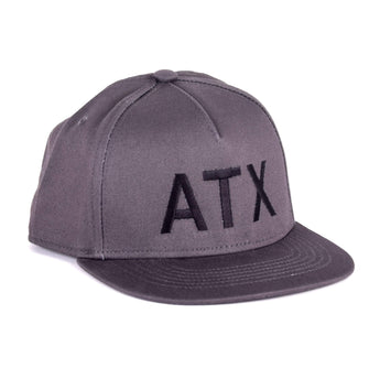 HELM Accessories HELM ATX Cap in Gray