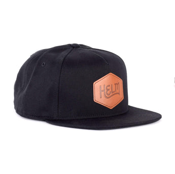 HELM Boots Accessories HELM Logo Cap - Black