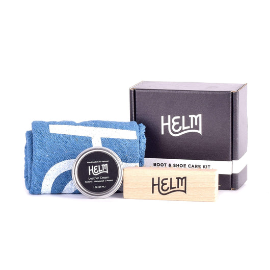 HELM Boots Boot Care HELM Travel Care Kit