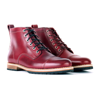 HELM Boots Hollis Burgundy