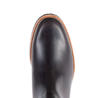HELM - Holt Dark Grey Toe