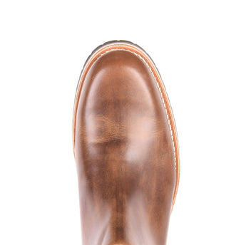 HELM - Holt Dark Natural Toe