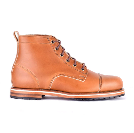 HELM Boots Muller Teak Mini-Lug Limited Edition