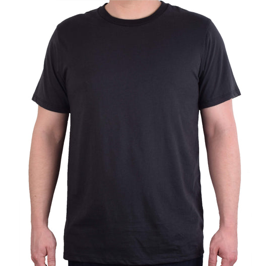 HELM Shirts HELM + Bridge & Burn Black T-Shirt