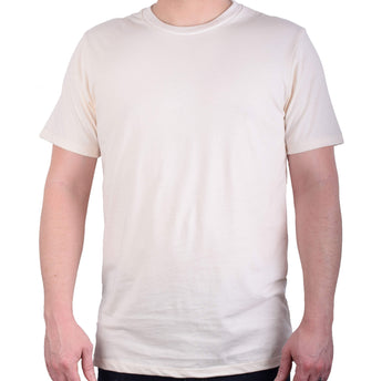 HELM Shirts HELM + Bridge & Burn Natural T-Shirt