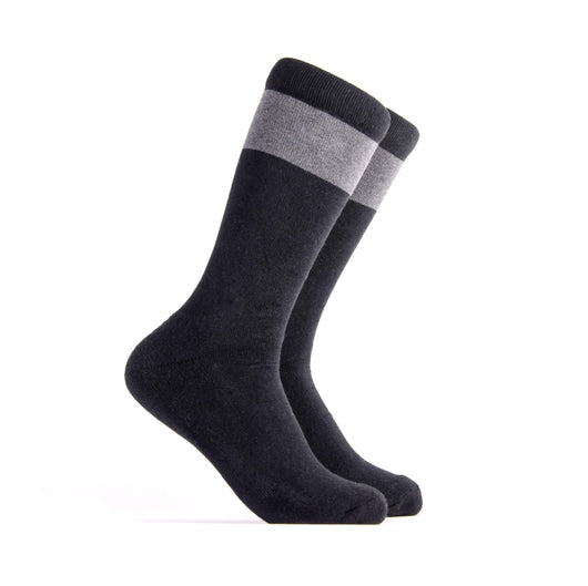 HELM Socks HELM Socks - Black+Grey