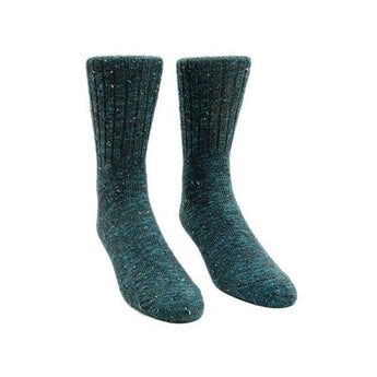 Two Feet Ahead Accessories Two Feet Ahead Socks Hunter Green