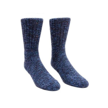 Two Feet Ahead Accessories Two Feet Ahead Socks Indigo
