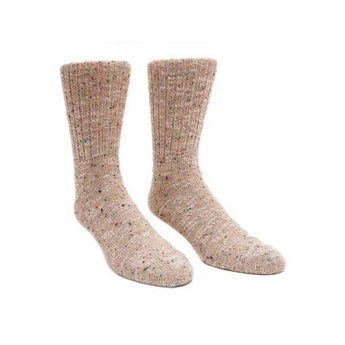 Two Feet Ahead Accessories Two Feet Ahead Socks Oatmeal
