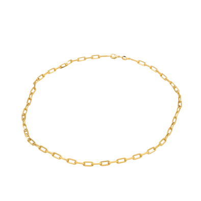 Thin Chainlink Necklace