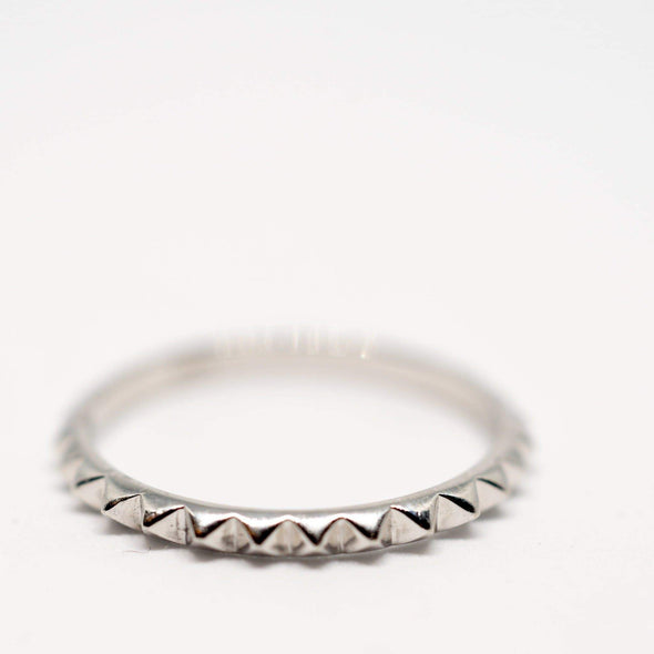 The Spikes Ring - Hannah B by Hannah Bender