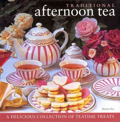 'Traditional Afternoon Tea' by Martha Day
