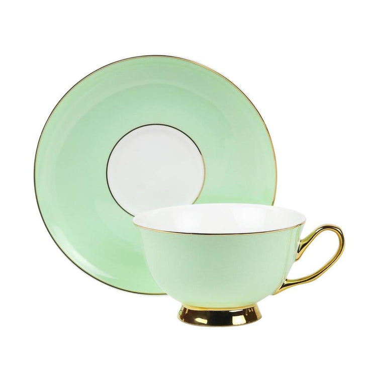 Bon Bon Teacup & Saucer by Robert Gordon - Mint