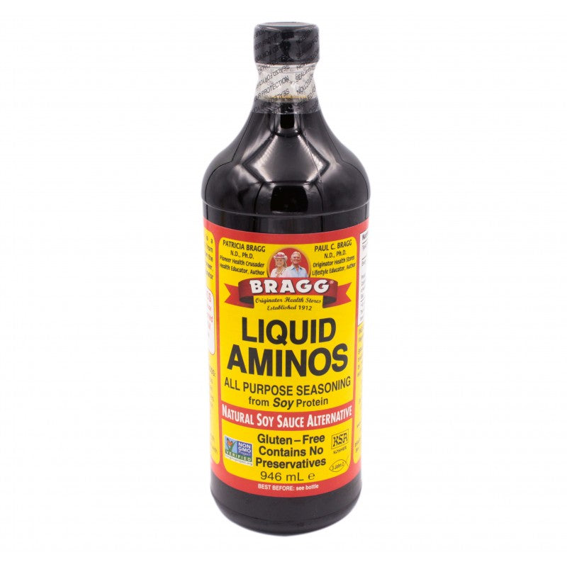 Braggs Liquid Aminos, 946ml