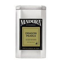 Load image into Gallery viewer, Green Tea - Dragon Pearl, Madura, 40 Leaf Infusers