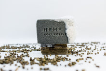 Load image into Gallery viewer, Soap - 'HempChar' Hemp Oil + Activated Charcoal, Hemp Collective