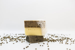 Soap - 'Hemprtle' Hemp + Lemon Myrtle, Hemp Collective