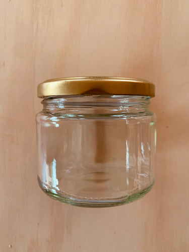 Glass Storage Jars - 300ml