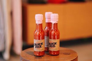 Hot Sauce - Crack Fox, Organic 150ml