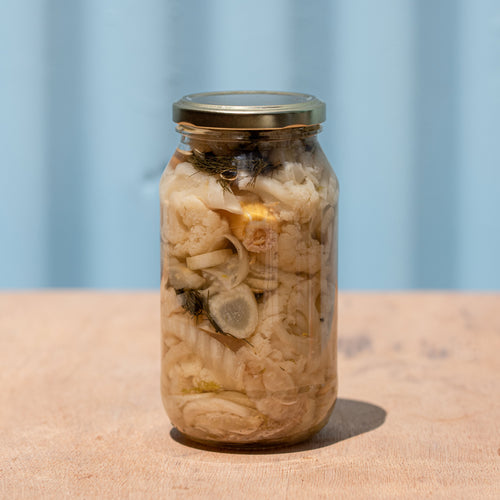 Cultured Vegetables - Lovemore Fermentary, 500ml Jar (approx. 900g)