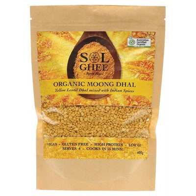 Moong Dhal Mix - Sol Ghee, 400g
