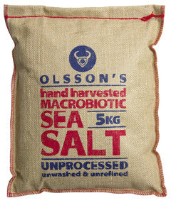 Sea Salt - Fine, Olsson's Macrobiotic, Bulk