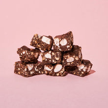 Load image into Gallery viewer, Rocky Road - Vegan Organic Dark Chocolate, Chow Cacao, 150g