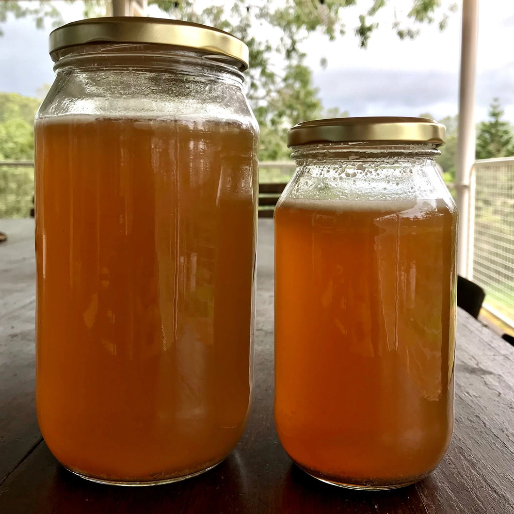 Venison Bone Broth - Fat of the Land, Organic