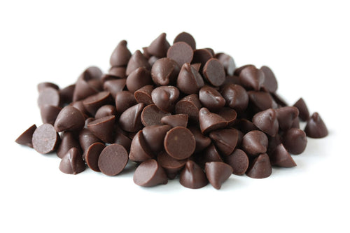 Dark Chocolate Drops, 55% cocoa - Organic, Bulk