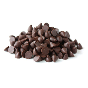 Dark Chocolate Drops, 70% cocoa - Organic, Bulk