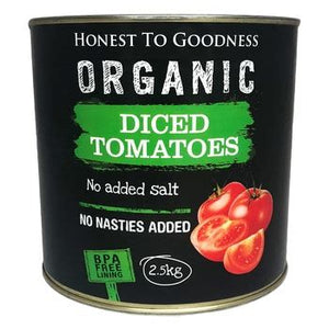 Tomatoes - Organic Diced