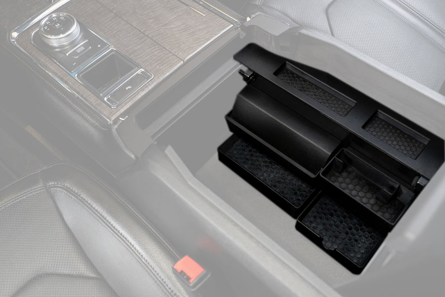 Center Console Organizer for FORD F150 F250 F350 F450 F550 Expedition