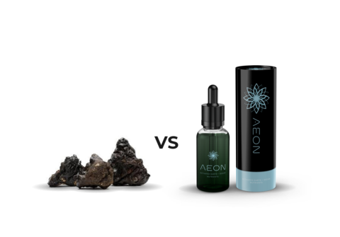 AEON is better and safer than Shilajit