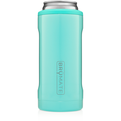 Hopsulator Slim | Aqua (12oz slim cans)
