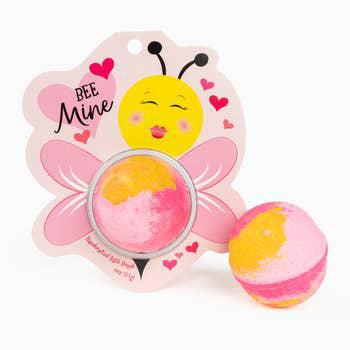 Bee Mine Bath Bomb