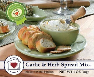 Garlic & Herb Spread Mix Mini