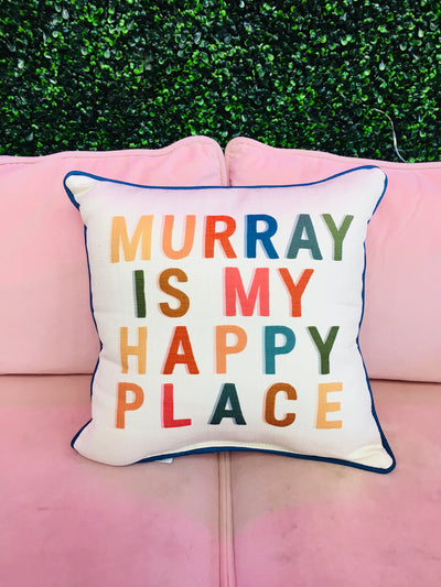 Happy Place - Pillow