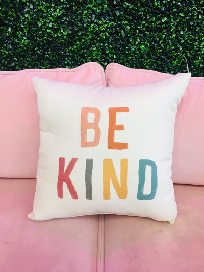 Be Kind - Pillow