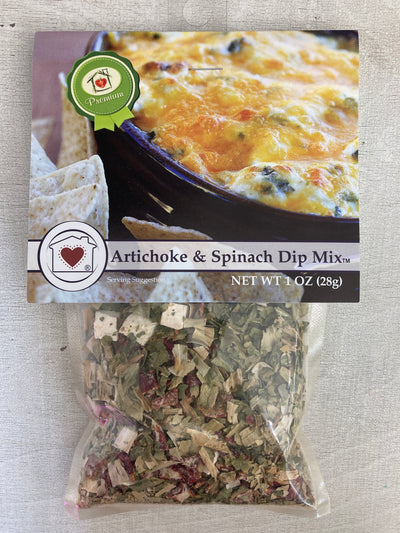 Artichoke and Spinach Dip Mix
