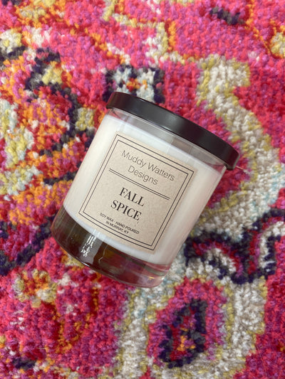 Fall Spice Candle