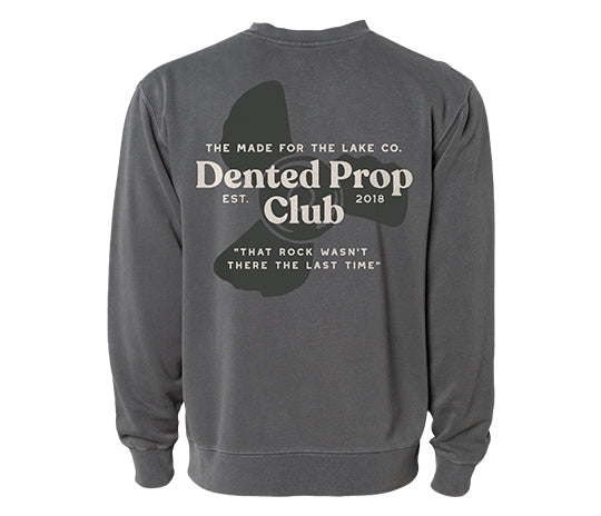 Dented Prop Club Crewneck