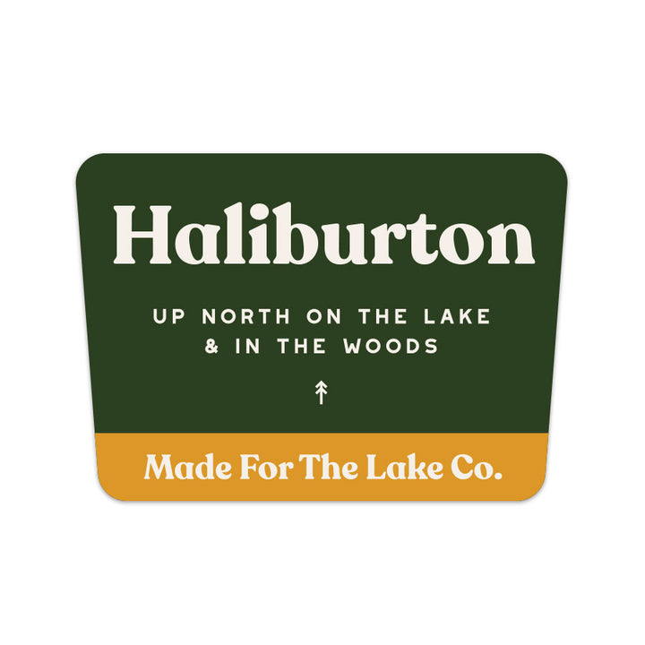 Haliburton Sticker
