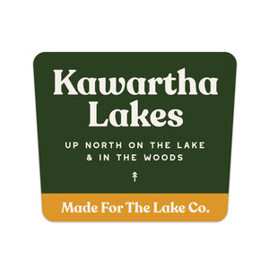 Kawartha Sticker