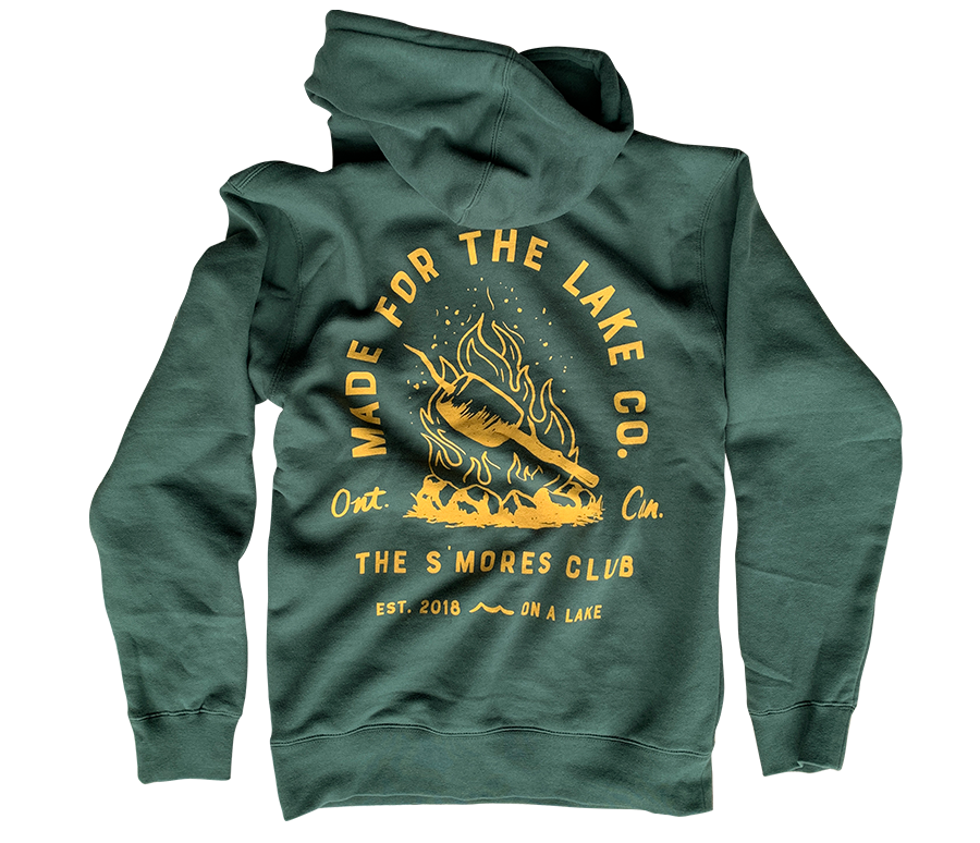 Load image into Gallery viewer, S'mores Club Hoodie