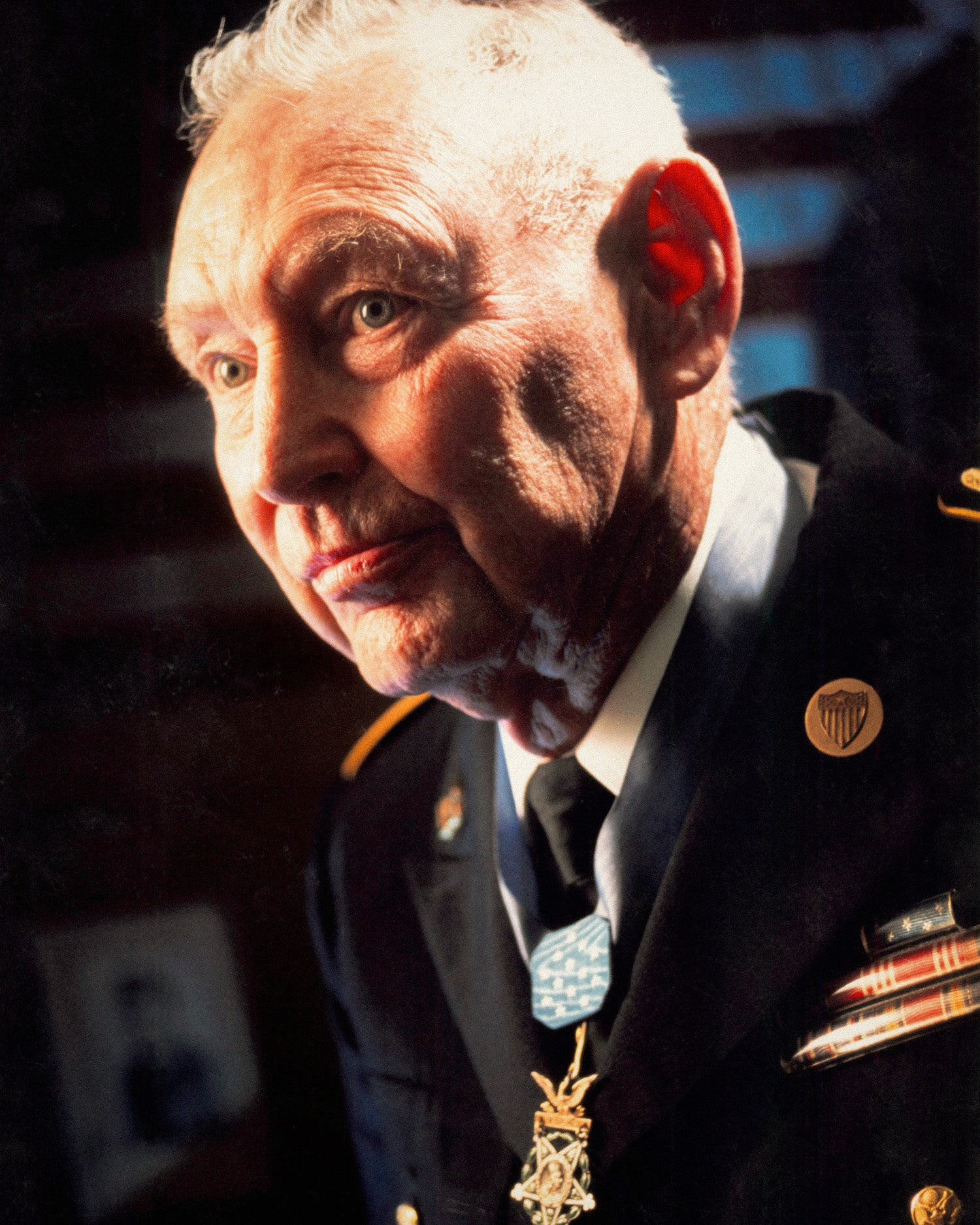 The Medal of Honor Recipient Who Became a Janitor