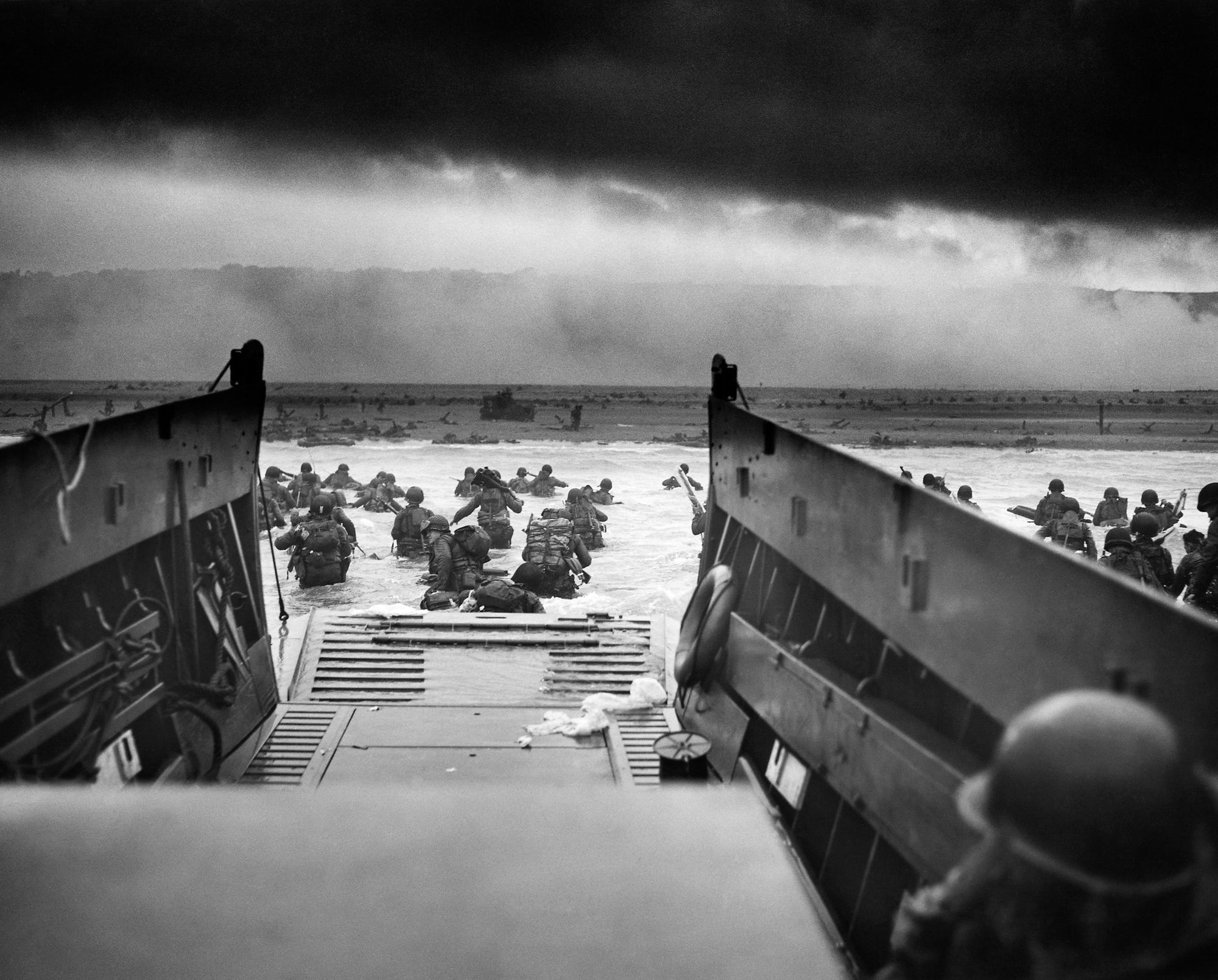 D-Day, Operation Overlord, and the Allied Invasion of Europe