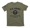 us army airborne paratrooper ocp t-shirt